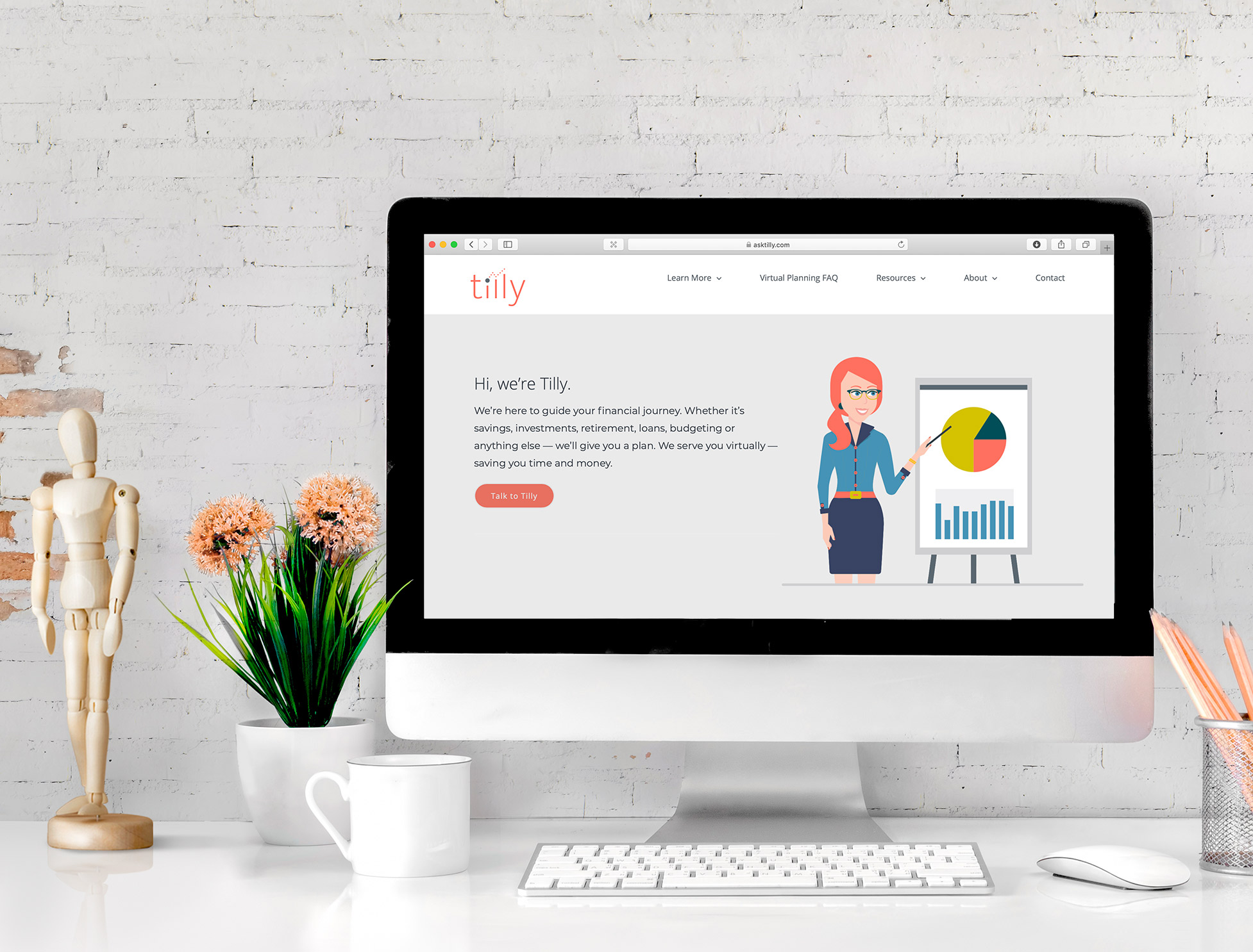 Work_Tilly_homepage