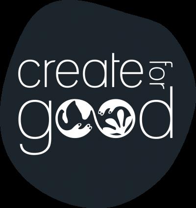 create for good logo