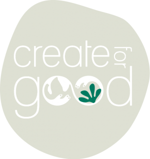 create for good  plant