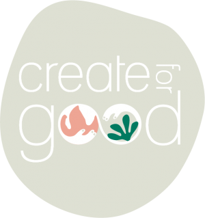 create for good  big small